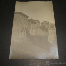 Postales: ALESON LA RIOJA POSTAL FOTOGRAFICA HACIA 1910. Lote 50997432