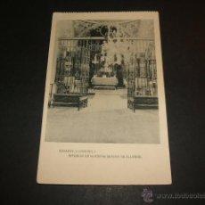 Postales: EZCARAY LA RIOJA INTERIOR DE NUESTRA SEÑORA DE ALLENDE. Lote 52558418