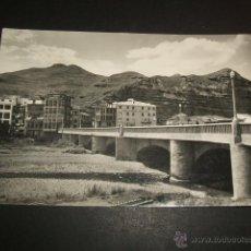 Postales: NAJERA LA RIOJA VISTA PARCIAL Y PUENTE NUEVO. Lote 52558527