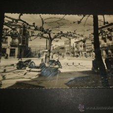 Postales: SANTO DOMINGO DE LA CALZADA LA RIOJA AVENIDA GENERALISIMO DESDE CALLE SAN ROQUE. Lote 52558623