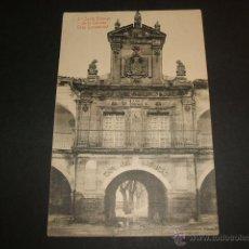 Postales: SANTO DOMINGO DE LA CALZADA LA RIOJA CASA CONSISTORIAL EDICION G. SÚS. Lote 52558747