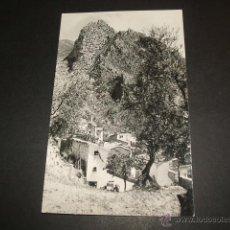 Postales: ARNEDILLO LA RIOJA PEÑA CASTILLO. Lote 52559350