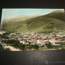 Postales: EZCARAY LA RIOJA VISTA PARCIAL AL FONDO SANTA BARBARA. Lote 52559772