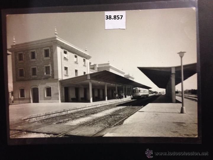 LOGROÑO - 1 - ESTACION FERROCARRIL - ED· SICILIA - (38857) (Postales - España - La Rioja Antigua (hasta 1939))