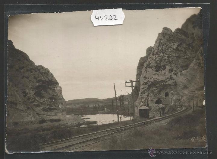 HARO-32-LAS CONCHAS - ES FOTO VER REVERSO-EDICION HILARIO DEL VAL -MIDE 11X 15CM-(V-4468) (Postales - España - La Rioja Antigua (hasta 1939))