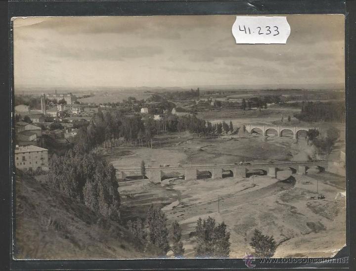 HARO-24- AYUNTAMIENTO - ES FOTO VER REVERSO-EDICION HILARIO DEL VAL -MIDE 11X 15CM-(V-4469) (Postales - España - La Rioja Antigua (hasta 1939))