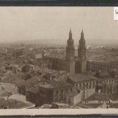 Postales: LOGROÑO - 15 - VISTA PARCIAL - FOTOGRAFICA - (43.279). Lote 56829401