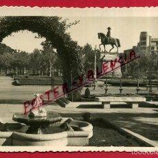 Cartoline: POSTAL LOGROÑO, LA RIOJA, VISTA PARCIAL DEL PASEO DEL ESPOLON, P83178. Lote 57788400