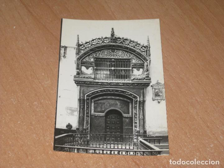 POSTAL DE SANTO DOMINGO DE LA CALZADA (Postales - España - La Rioja Antigua (hasta 1939))