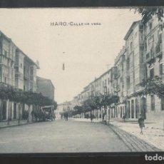 Postales: HARO - CALLE DE VEGA - P21632. Lote 90589265