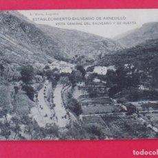 Postales: ANTIGUA POSTAL ESTABLECIMIENTO BALNEARIO DE ARNEDILLO (LOGROÑO)- VISTA GENERAL Y SU HUERTA... R-6996. Lote 96146583