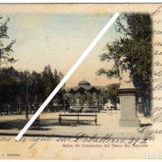 Postales: PRECIOSA POSTAL - LOGROÑO - SALON DE CONCIERTOS DEL PASEO DEL ESPOLON . Lote 97417787