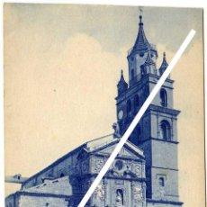 Postales: PRECIOSA POSTAL - CALAHORRA (LA RIOJA) - CATEDRAL - FACHADA PRINCIPAL. Lote 97722727