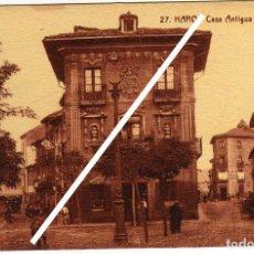 Postales: BONITA Y RARA POSTAL - HARO (LA RIOJA) - CASA ANTIGUA DE TEJADA . Lote 97727059