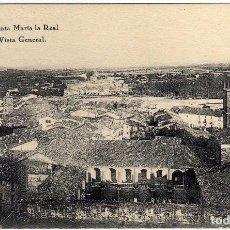 Postales: BONITA POSTAL - NAJERA (LA RIOJA) - SANTA MARIA LA REAL - VISTA GENERAL . Lote 97727647