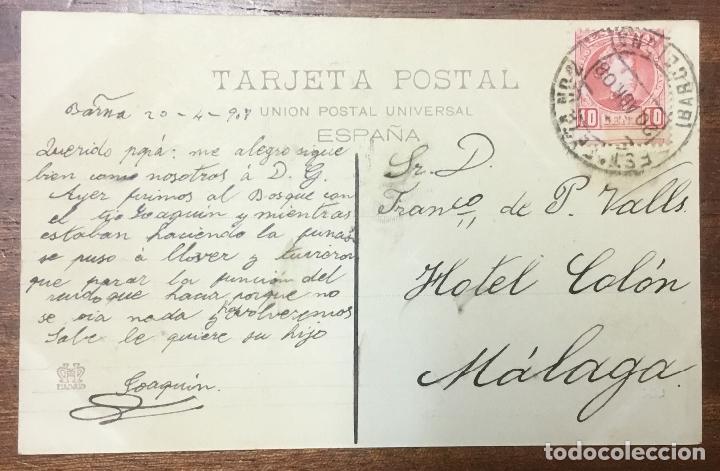 Postales: LOGROÑO. MURO DE FRANCISCO DE LA MATA. (ED. HIJOS DE ALESON, II SERIE Nº 4) - Foto 2 - 104076383