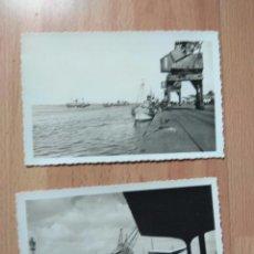 Cartes Postales: 1-POSTALES DE HUELVA EL PUERTO. Lote 104889471