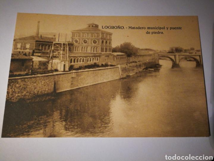 LOGROÑO. MATADERO (Postales - España - La Rioja Antigua (hasta 1939))