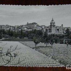Postales: FOTO POSTAL DE CALAHORRA (LA RIOJA) VISTA PARCIAL, ED. SICILIA 21, ESCRITA. Lote 105721703