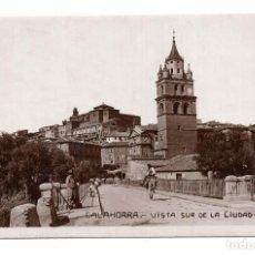 Postales: CALAHORRA - VISTA SUR DE LA CIUDAD - FOTOGRÁFICA. Lote 107934579