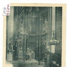 Postais: (PS-56147)POSTAL DE LOGROÑO-IGLESIA DE LA REDONDA,ALTAR MAYOR.HIJOS DE ALESON. Lote 122205643