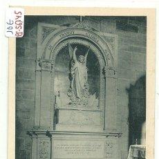 Postais: (PS-56145)POSTAL DE LOGROÑO-IGLESIA DE LA REDONDA,MAUSOLEO DE ESPARTERO.HIJOS DE ALESON. Lote 122205907