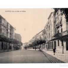 Postales: HARO. LA RIOJA.- CALLE DE LA VEGA. . Lote 122313731
