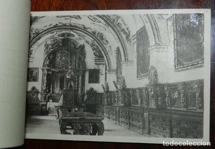 Postales: SAN MILLAN DE LA COGOLLA (LOGROÑO) CUADERNILLO DE 1O POSTALES DEL MONASTERIO (EL ESCORIAL DE LA RIOJ - Foto 6 - 122581247