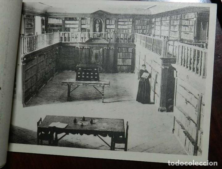 Postales: SAN MILLAN DE LA COGOLLA (LOGROÑO) CUADERNILLO DE 1O POSTALES DEL MONASTERIO (EL ESCORIAL DE LA RIOJ - Foto 8 - 122581247