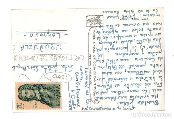 Postales: ORTIGOSA DE CAMEROS.- VISTA PARCIAL. MARTIN GARCIA - Foto 2 - 128550479