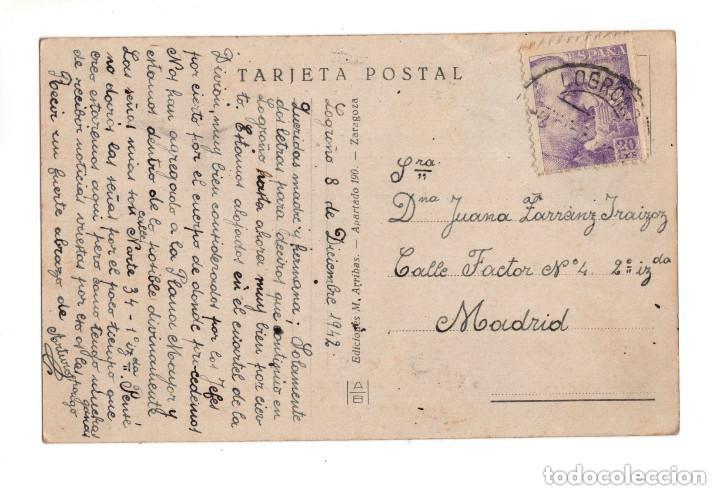 Postales: LOGROÑO.- PLAZA DE LOS HEROES DEL ALCAZAR - Foto 2 - 132037482