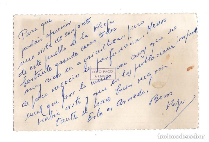 Postales: ARNEDO.- FOTOGRÁFICA - FOTO PACO - Foto 2 - 132039378