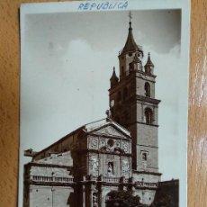Postales: CALAHORRA CATEDRAL. FACHADA PRINCIPAL.. Lote 132575446