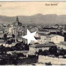 Postales: BONITA POSTAL - HARO (LA RIOJA) - VISTA GENERAL. Lote 132783370
