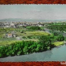 Postales: FOTO POSTAL DE LOGROÑO, VISTA PARCIAL. ED. SICILIA, Nº 45. CIRCULADA.. Lote 139738498
