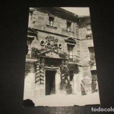Postales: HARO LA RIOJA CASA ANTIGUA DE LOS CONDE DE HARO. Lote 139911334