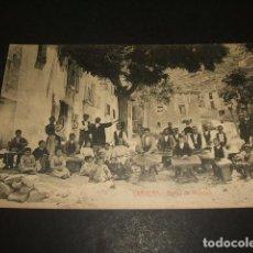 Postales: CERVERA DE RIO ALHAMA LA RIOJA BARRIO DE NISUELAS. Lote 140497370