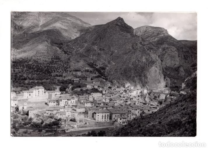 TERMAS DE ARNEDILLO (LOGROÑO).- VISTA GENERAL (Postales - España - La Rioja Antigua (hasta 1939))