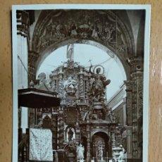 Postales: ALFARO. ALTAR MAYOR DE SAN MIGUEL.. Lote 142464778