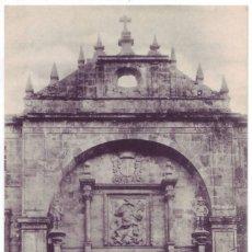 Postales: SAN MILLÁN DE LA COGOLLA: FACHADA PRINCIPAL DEL MONASTERIO. HAUSER Y MENET. NO CIRCULADA (AÑOS 10). Lote 142970286