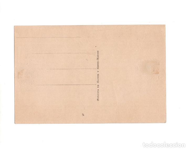 Postales: ESTABLECIMIENTO BALNEARIO DE ARNEDILLO - CONDUCCION DE ENFERMOS AL RESUDOR - Foto 2 - 148349526