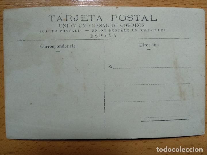 Postales: POSTAL FOTOGRAFICA. PUENTE HIERRO FERROCARRIL, A IDENTIFICAR. - Foto 2 - 152149774