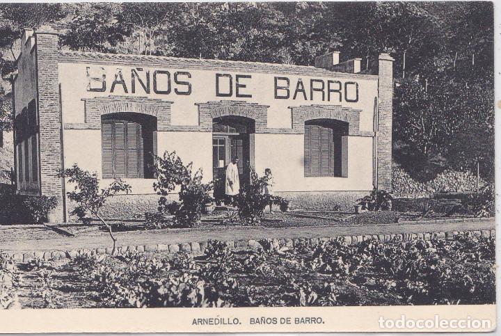 ARNEDILLO (LA RIOJA) - BAÑOS DE BARRO (Postales - España - La Rioja Antigua (hasta 1939))