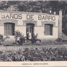 Postales: ARNEDILLO (LA RIOJA) - BAÑOS DE BARRO. Lote 153570198