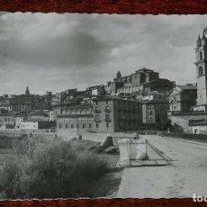 Postales: FOTO POSTAL DE CALAHORRA, LOGROÑO. VISTA PARCIAL. EDICIONES GARCÍA GARRABELLA Nº 5. NO CIRCULADA.. Lote 156799598