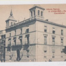 Postcards - POSTAL. 5. LOGROÑO. PALACIO CONSISTORIAL. LA RIOJA - 160183622