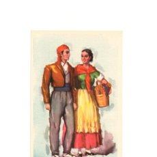 Postales: LOGROÑO.(LA RIOJA).-TIPOS ESPAÑOLES.. Lote 160504054