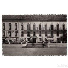 Postales: BALNEARIO ARNEDILLO.(LOGROÑO).- ENTRADA AL HOTEL.. Lote 160559150