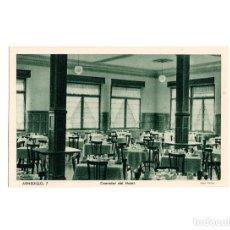 Postales: ARNEDILLO.(LOGROÑO).- COMEDOR DEL HOTEL.. Lote 160561410