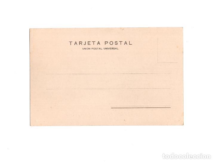 Postales: MONASTERIO DEL ESCORIAL DE LA RIOJA POR EL NORDESTE - Foto 2 - 160658886